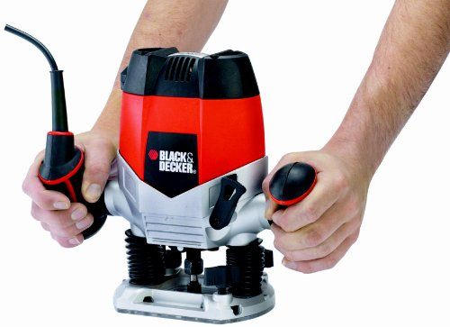 Fresatrice Black&Decker KW900E 1200W