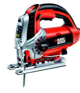 Seghetto Alternativo Black&Decker KS950SLK-QS Autoselect 650W