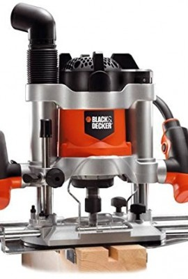 Banco per fresa black decker