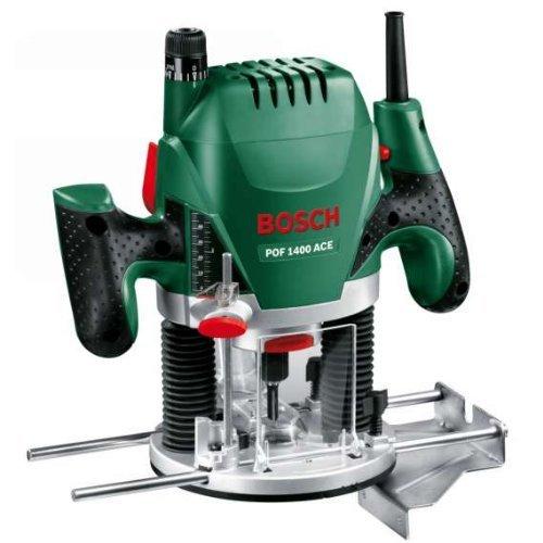 Fresatrice Bosch POF 1400 ACE 1400W