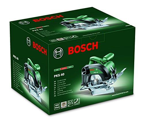 Sega Circolare Bosch PKS 40 600W