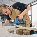 Seghetto Alternativo Bosch Professional GST 160 BCE