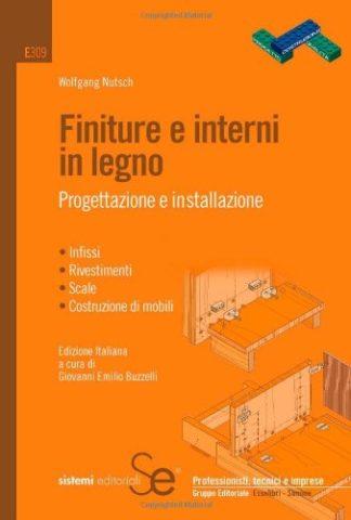 Finiture e interni in legno Progettazione e installazione