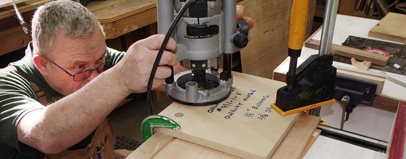 La fresatrice per legno un utensile tuttofare