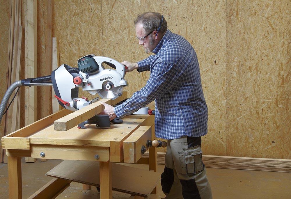 scegliere una troncatrice per legno
