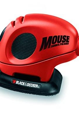 Levigatrice palmare Mouse Black&Decker KA161BC 55W Kit
