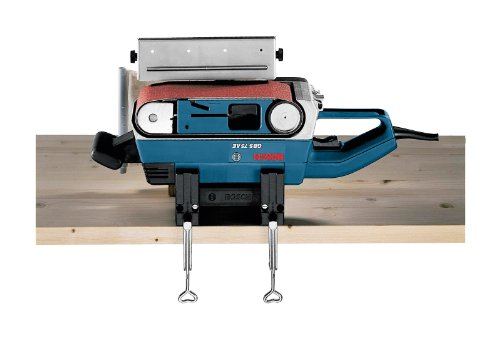 Levigatrice a nastro bosch professional gbs 75 ae set for Elettroutensili parkside
