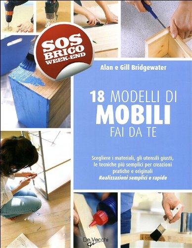Diciotto modelli di mobili fai da te for Mobili per barbie fai da te
