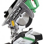 Troncatrice Hitachi C12YA con Piano Superiore 305mm