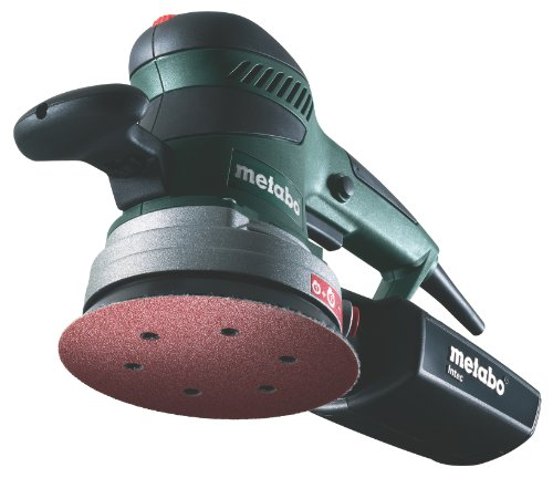 Levigatrice rotorbitale metabo sxe 450 turbotec 350w for Levigatrice multifunzione parkside