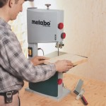 Sega a nastro Metabo BAS 260 Swift
