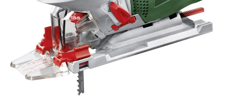 Suola seghetto alternativo in lega pressofusa di alluminio o magnesio