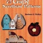72 Crafty Scrollsaw Patterns - progetti per traforo