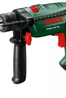 Trapano a percussione Bosch PBS 530 RE Compact Easy