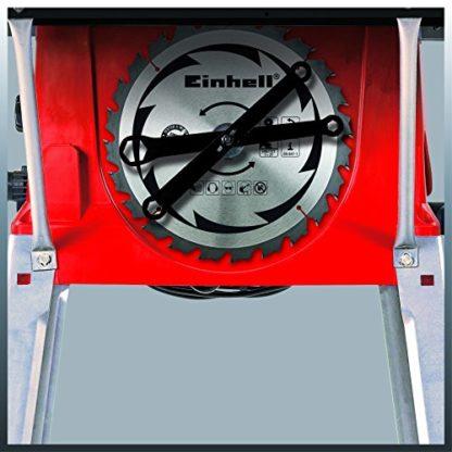 Banco sega Einhell TC-TS 2025 U 1800W 250mm