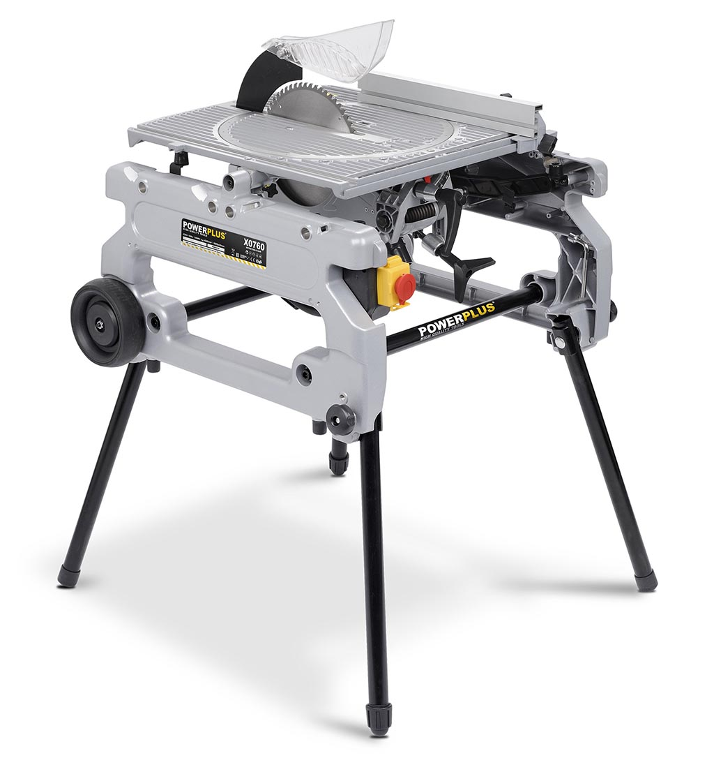 Sega Combinata Powerplus POWX0760 1800W 255mm
