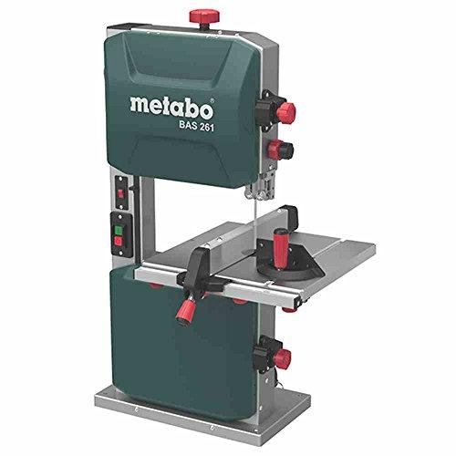 Sega a nastro Metabo Bas 261 Precision