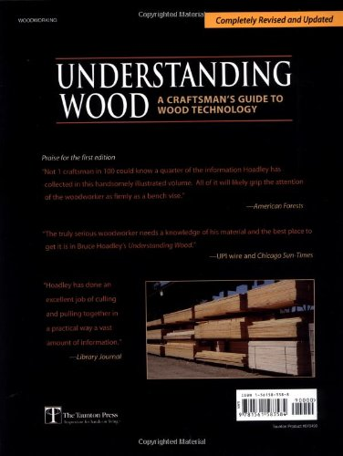 Understanding Wood A Craftsmans Guide to Wood Technology